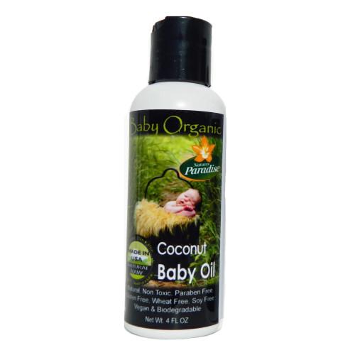 Baby Oil, coconut