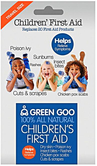Children's First Aid Tin
