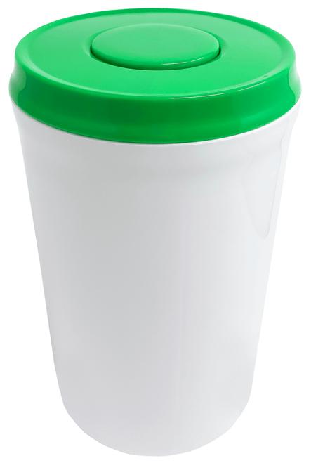 Green Powder Nest Storage Container
