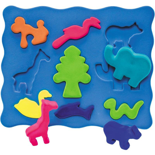 Colorful Animal Shape Sorter