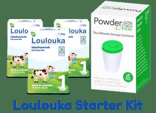 Loulouka formula, Powder Nest Bundle
