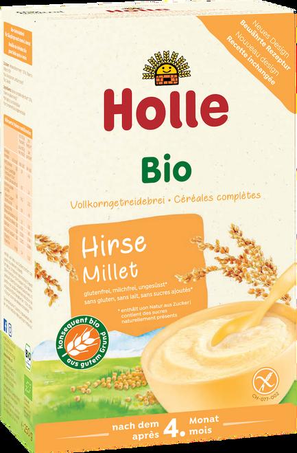 Holle Millet Organic Porridge Cereal