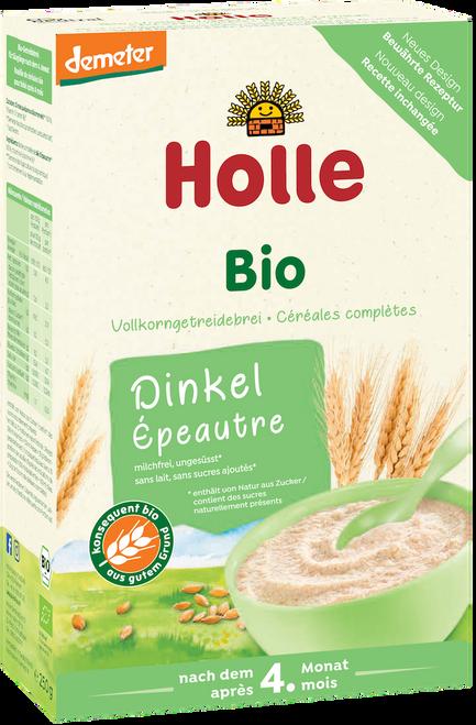 Holle Spelt Organic Porridge Cereal