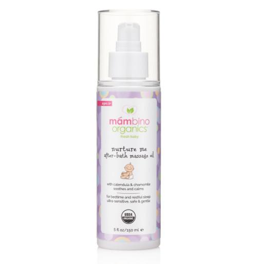 Nurture Me After-Bath Massage Oil