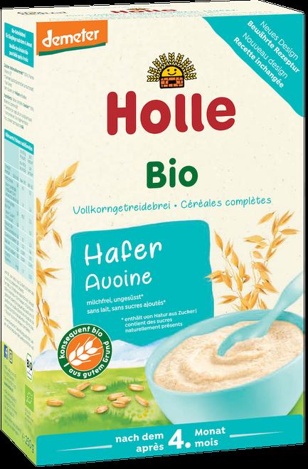 Holle Oatmeal Organic Porridge Cereal