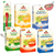 Collection of popular Porridge Cereals suitable for babies from 4 months.