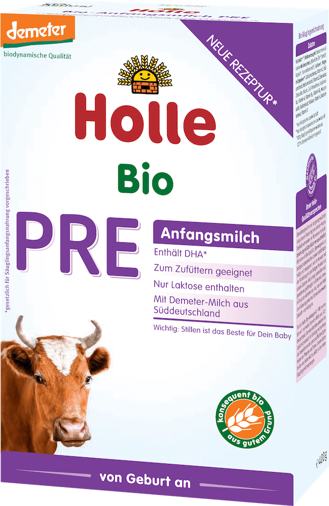 Holle Cow stage PRE