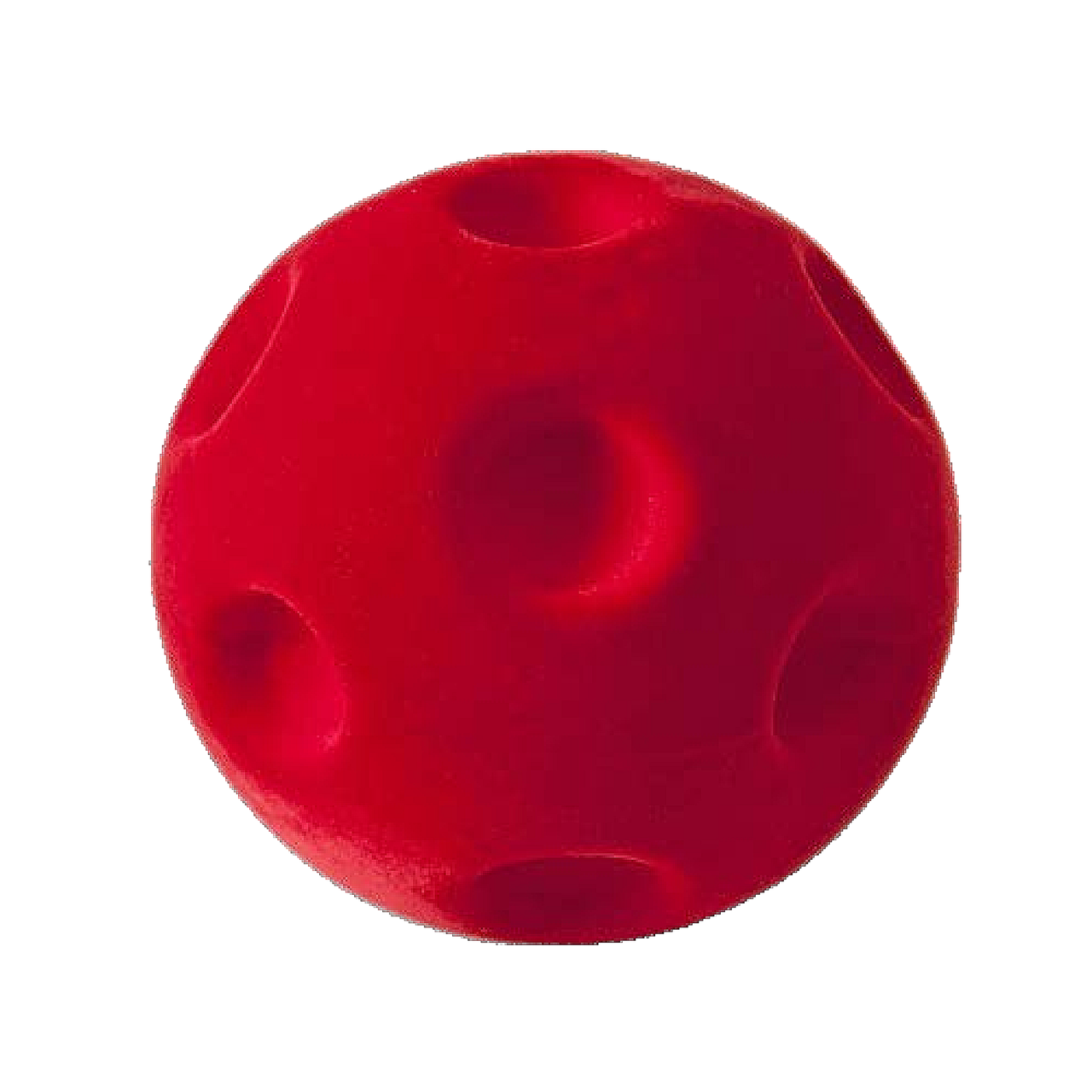 Red Crater Ball