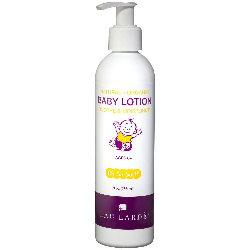 Baby Lotion, soft powdery scent