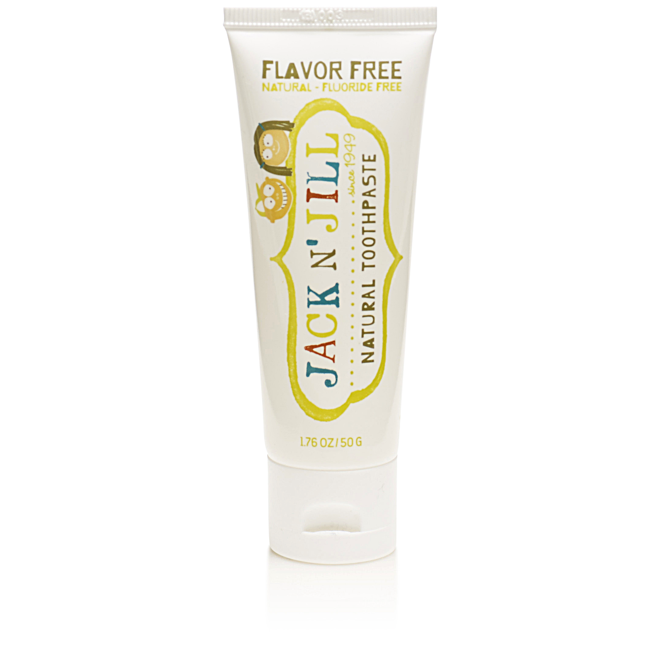 Unflavored Natural Calendula Toothpaste