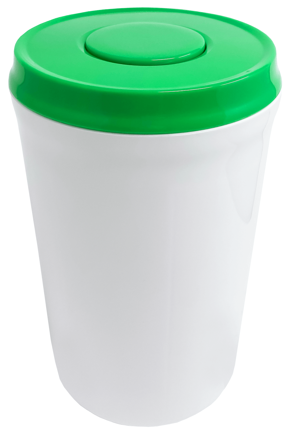 Green Powder Nest Storage Container