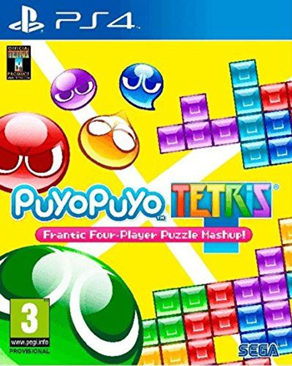 Puyo Puyo Tetris PS4 Game
