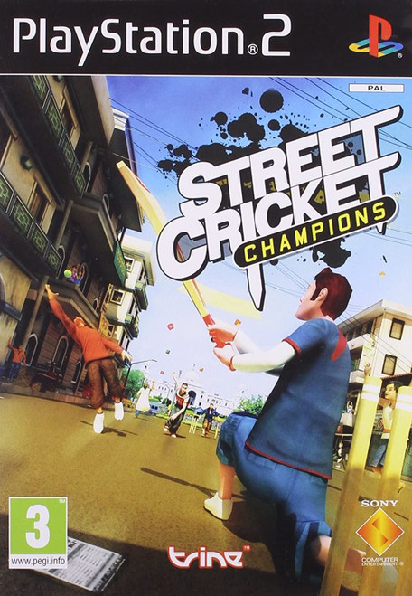 Street Cricket Champions PS2 Game