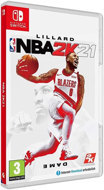 NBA 2K21 Switch Game