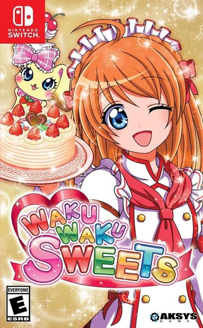 Waku Waku Sweets Switch Game