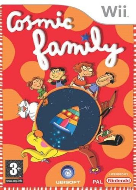 Cosmic Family Nintendo Nintendo Wii Game