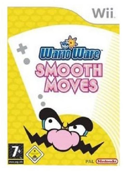Wario Ware Smooth Moves Nintendo Wii Game