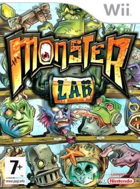 Monster Lab Nintendo Nintendo Wii Game