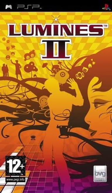 Lumines II PSP Game