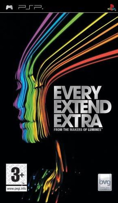 Every Extend Extra PSP Game
