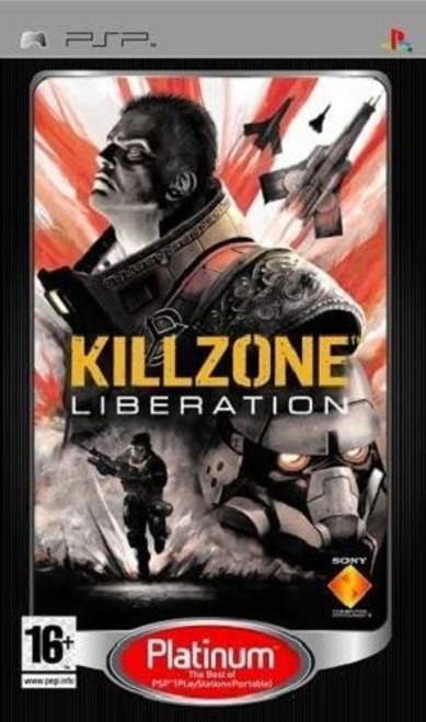Killzone Liberation Platinum PSP Game