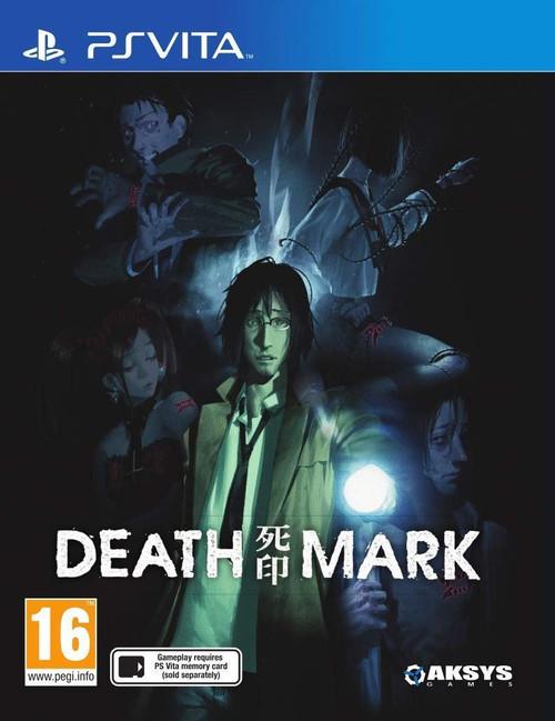Death Mark PlayStation PS Vita Game