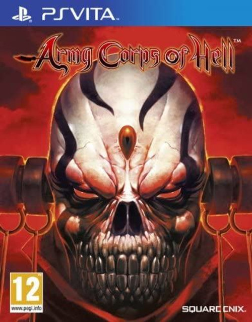Army Corps of Hell PS Vita Game (Italian Box - Multi-Language In Game)