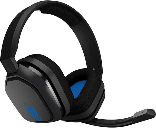 ASTRO Gaming A10 Wired Headset PS4 - Black/Blue