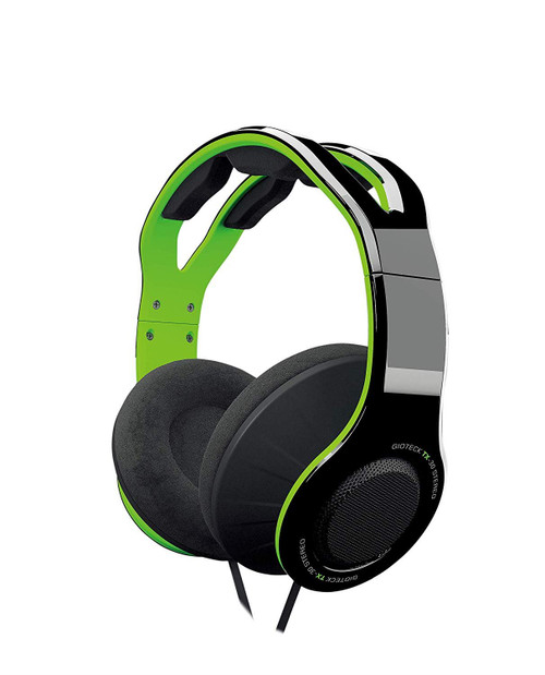 Gioteck TX-30 Stereo Gaming & Go Headset Xbox One - Green