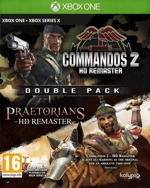 Commandos 2 & Praetorians HD Remaster Double Pack Xbox One