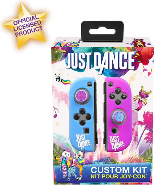 Subsonic Just Dance Custom Joy-Con Kit For Nintendo Switch