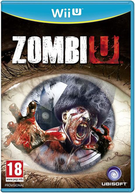 ZombiU Nintendo Wii U Game (Italian Box - Multi-Language In Game)