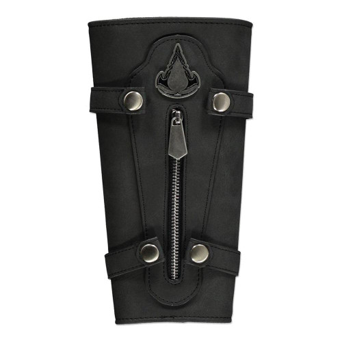 Assassins Creed Valhalla Crest Logo Wristband Unisex Black (WB746642ASC)