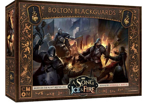 Bolton Blackguards A Song Of Ice and Fire Expansion Pack