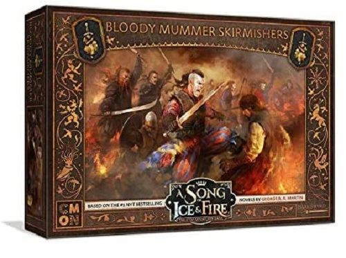 A Song of Ice and Fire Bloody Mummer Skirmishers Expansion Pack