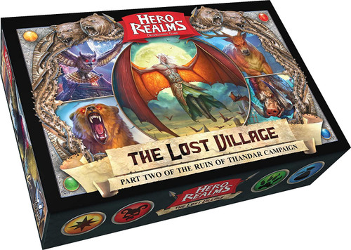 The Lost Village Part Two Of The Ruin of Thandar Campaign Hero Realms Expansion