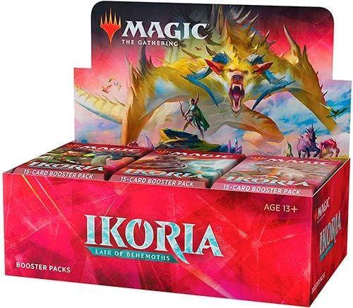 MTG Ikoria Lair of Behemoths Theme Booster Packet Display (Pack of 12)