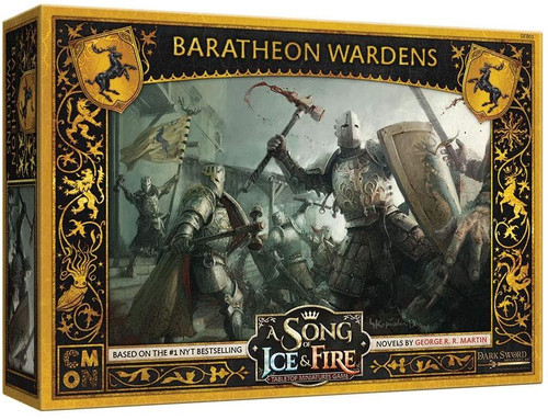A Song of Ice and Fire Baratheon Wardens Expansion Pack
