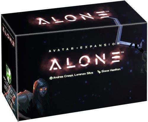 Alone- Avatar Expansion Board Game