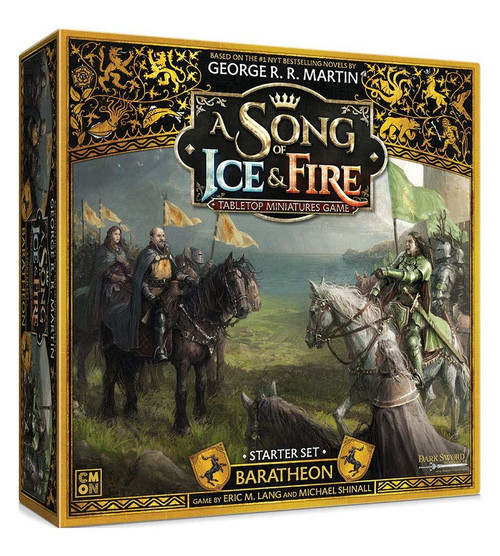 A Song of Ice & Fire Baratheon Starter Set