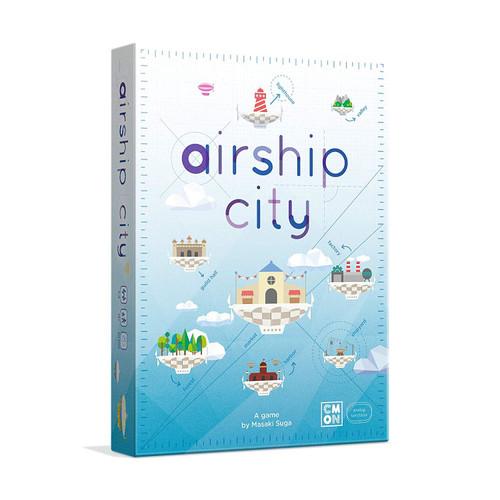Airship City Board Game