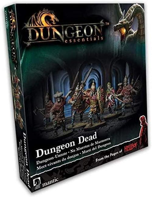 Dungeon Essentials Dungeon Dead Miniature