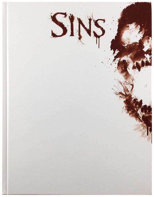 Sins RPG Core Rulebook Book