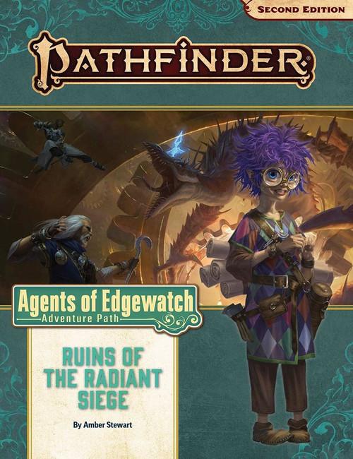 Pathfinder Adventure Path Ruins of the Radiant Siege P2