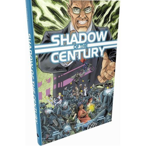 Shadow of the Century Fate Core RPG Book