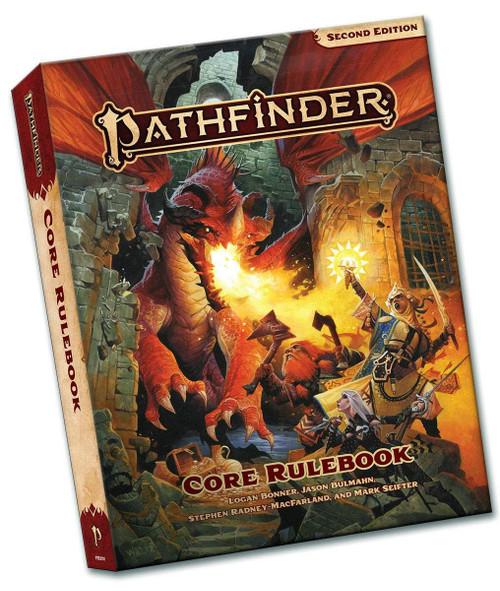 Pathfinder Core Rulebook Pocket Edition