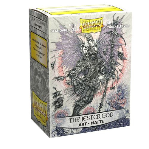ART Sleeves Matte - The Jester God (100 ct. In Box)