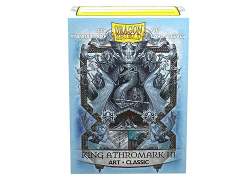 ART Sleeves Classic - King Athromark III: Coat-of-Arms (100 ct. In Box)