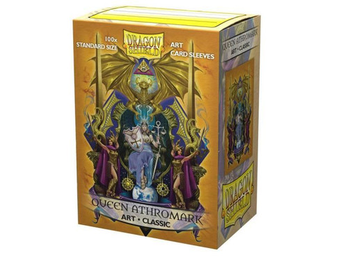 ART Sleeves Classic - Queen Athromark: Coat-of-Arms (100 ct. In Box)