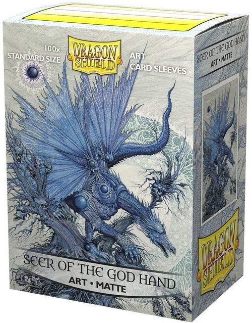 ART Sleeves Matte - Seer of the God Hand (100 ct. In Box)